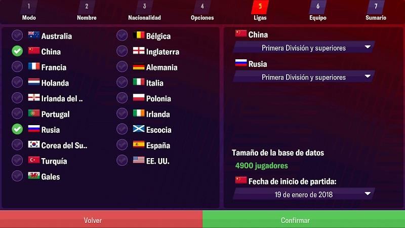 ¿Cuáles son los mejores juegos de fútbol sin conexión a Internet y Wi-Fi que puedes jugar en Android y iPhone?  Lista 2019 6
