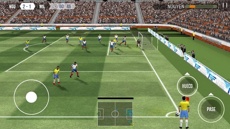 ¿Cuáles son los mejores juegos de fútbol sin conexión a Internet y Wi-Fi que puedes jugar en Android y iPhone?  Lista 2019 10