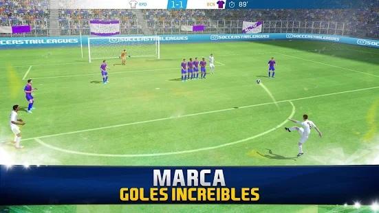 ¿Cuáles son los mejores juegos de fútbol sin conexión a Internet y Wi-Fi que puedes jugar en Android y iPhone?  Lista 2019 12