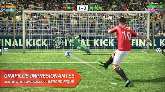 ¿Cuáles son los mejores juegos de fútbol sin conexión a Internet y Wi-Fi que puedes jugar en Android y iPhone?  Lista 2019 18