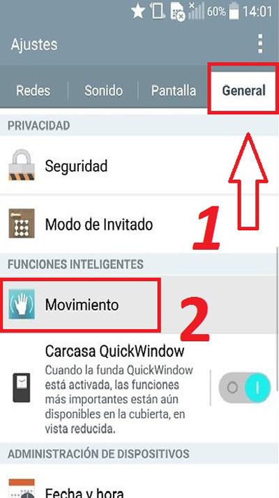 ¿Cómo deshabilitar y configurar el sensor de proximidad en teléfonos Android?  Guía paso a paso 6