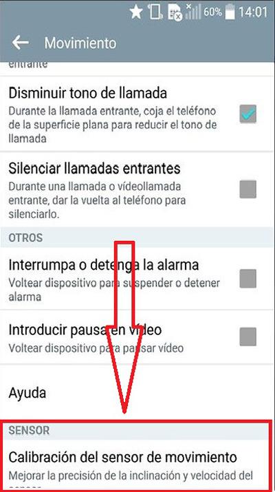 ¿Cómo deshabilitar y configurar el sensor de proximidad en teléfonos Android?  Guía paso a paso 7