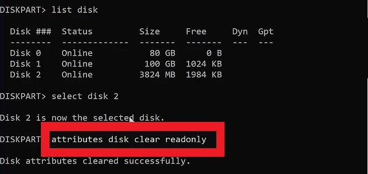 ¿Cómo eliminar la protección contra escritura de la tarjeta SD en Windows y Mac?  Guía paso a paso 7
