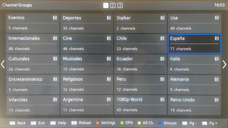 ¿Cómo configurar Smart IPTV en cualquier televisor para ver listas m3u?  Guía paso a paso 3