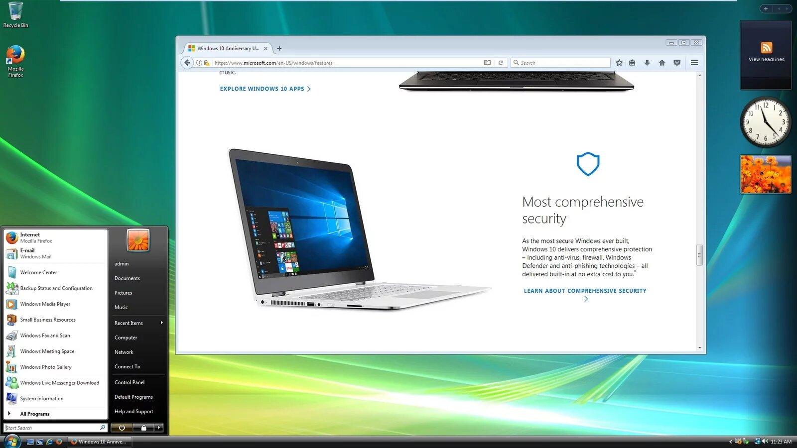Cómo actualizar Windows Vista a Windows 7 o 10 2