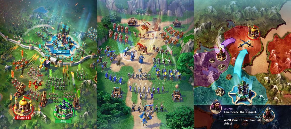 Los mejores trucos para March of Empires 2