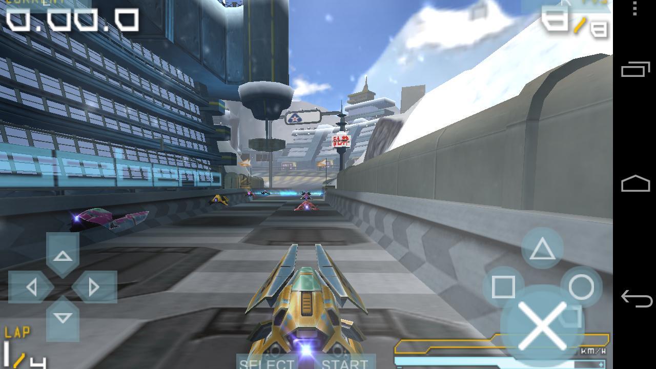 Descarga Freeroms Games para PPSSPP.  Los mejores emuladores de PSP 4