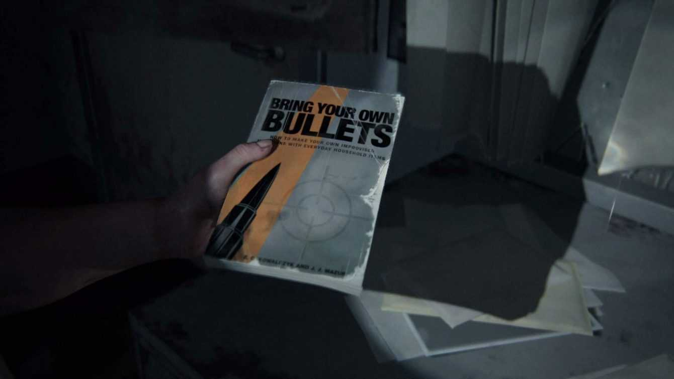 The Last of Us 2: una guía de libros de texto