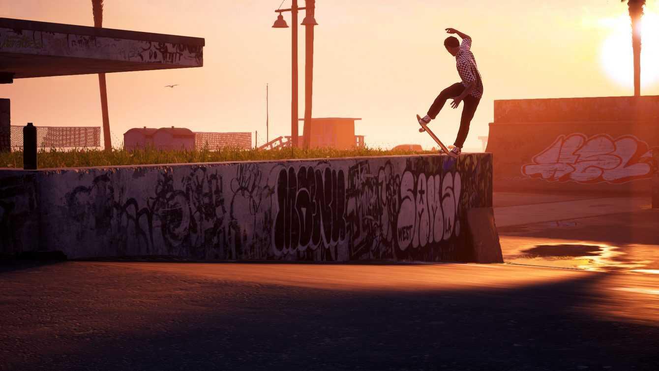 Pro Skater 1 + 2 Tony Hawke: cómo encontrar los logotipos de Vicarious Visions