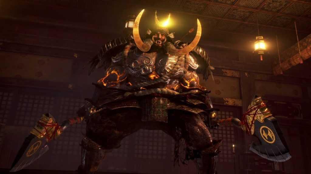 Guía Nioh Boss 2: Cómo derrotar a Shibata Katsui