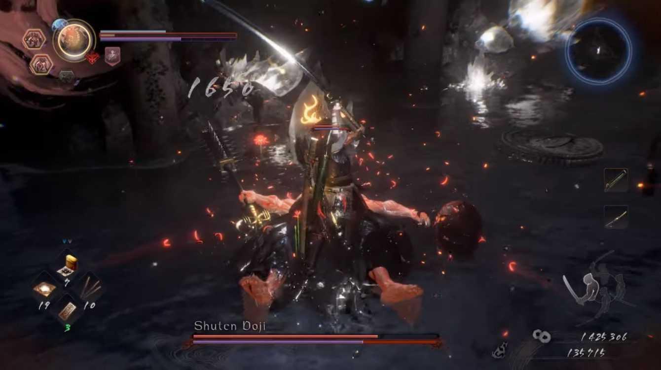 Boss Guide Nioh 2: Cómo derrotar a Shuten Dodge