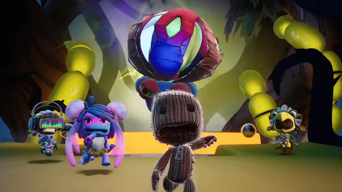Sackboy: una gran aventura como jugar con amigos en un juego multijugador