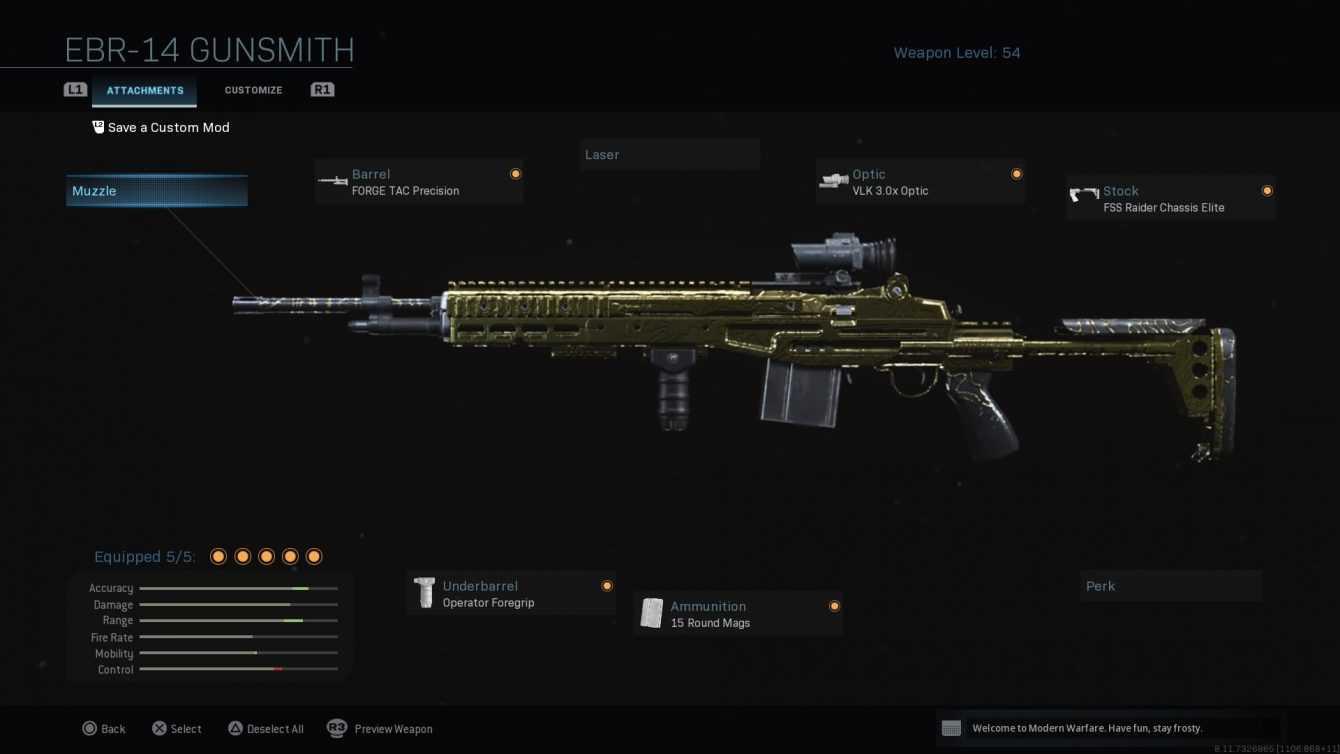 Call of Duty: Warzone, el mejor francotirador y rifles tácticos