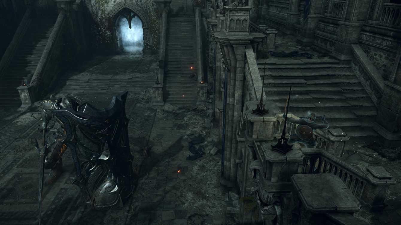 Guía del jefe de Demon's Souls: cómo derrotar al caballero de la torre