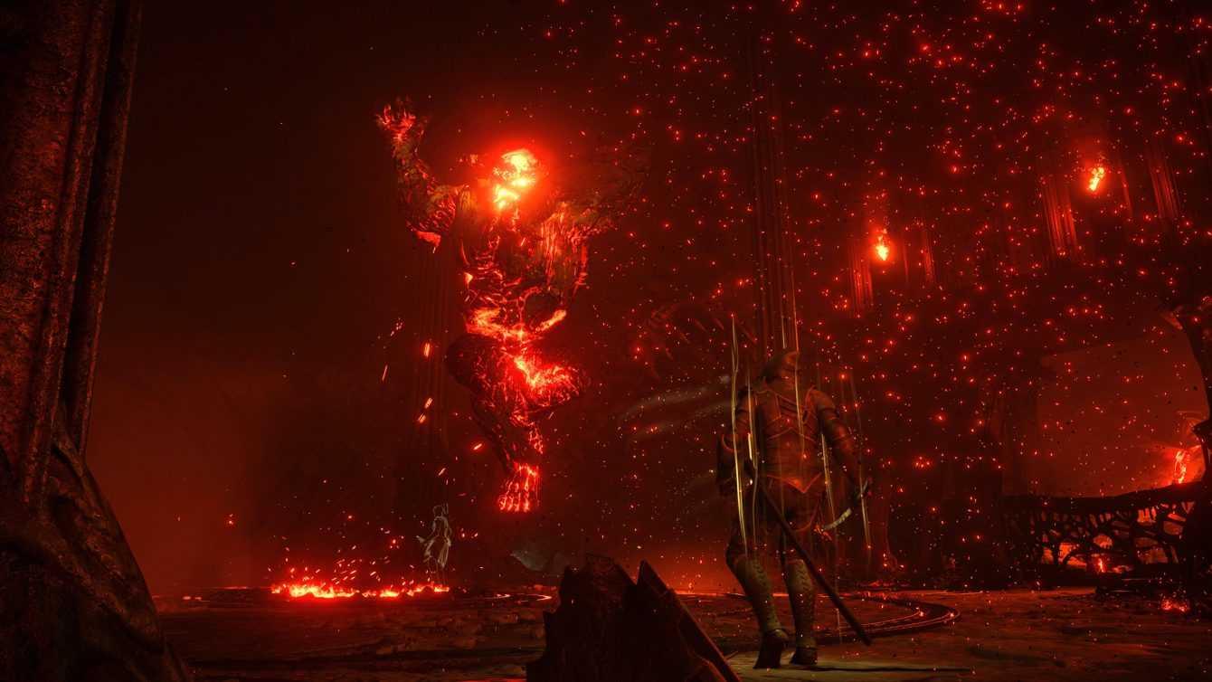 Guía del jefe de Demon's Souls: Cómo derrotar a las llamas