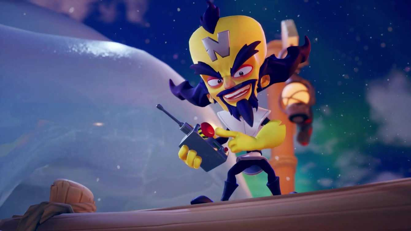 Crash Bandicoot 4: es hora de enumerar los niveles