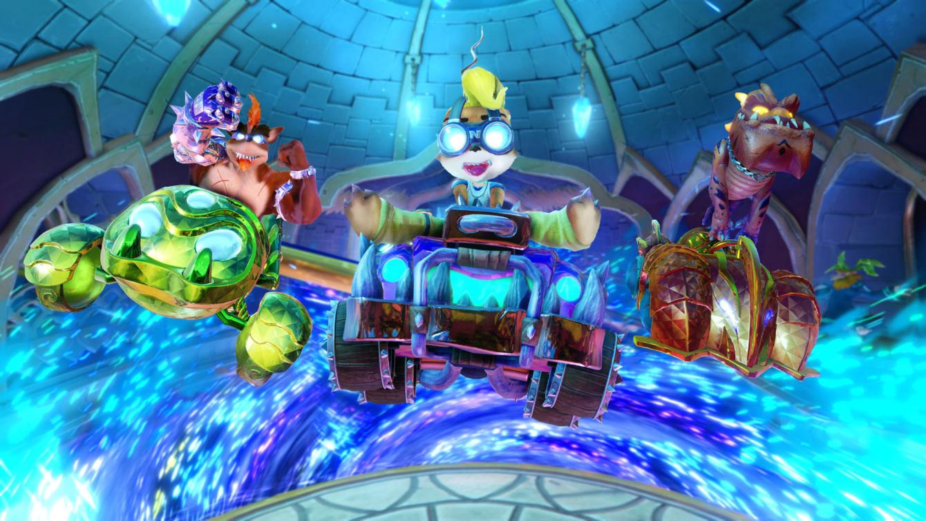 CTR Spyro & Friends: ¡todos los desafíos y beneficios del evento!