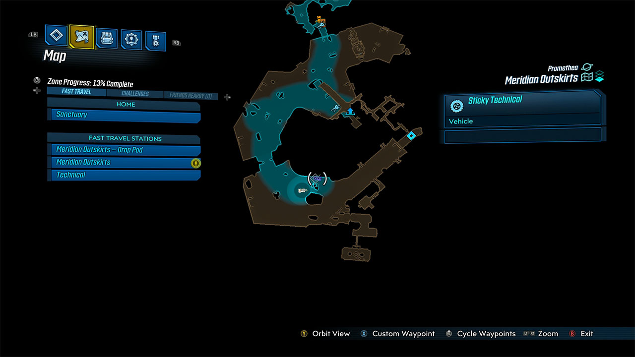 Borderlands 3: cómo obtener vehículos nuevos