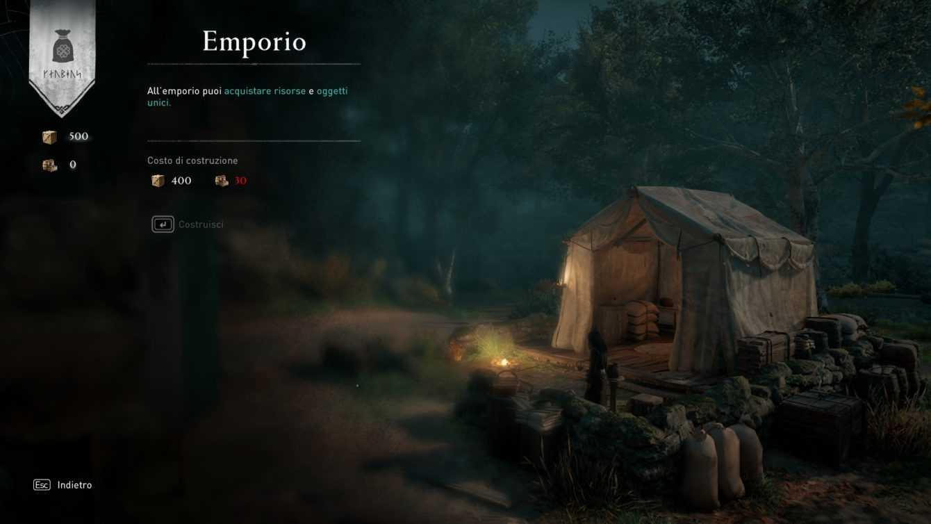 Assassin's Creed: Valhalla, la mejor modernización de asentamientos