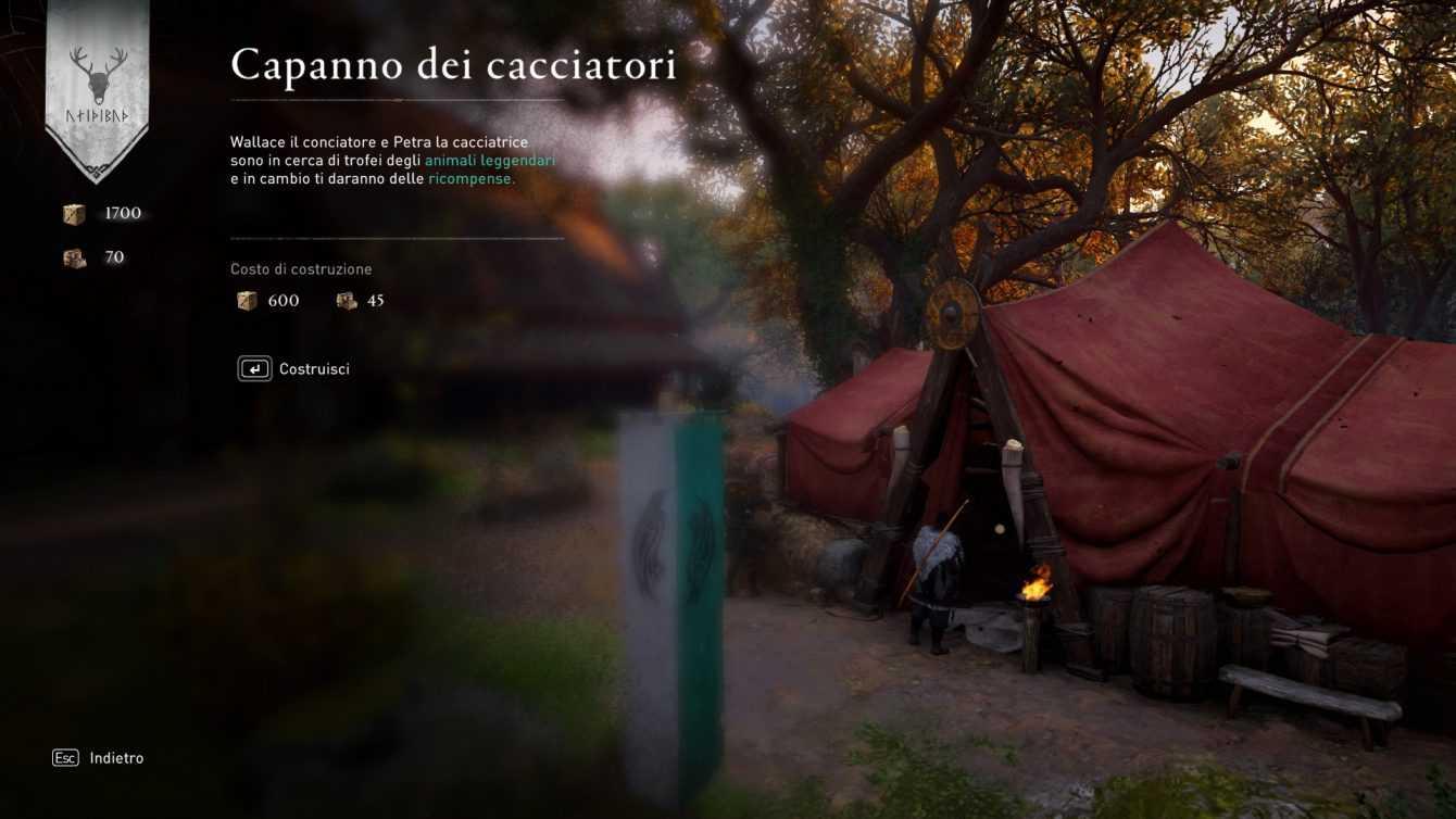 Assassin's Creed: Vallala, la mejor modernización de asentamientos
