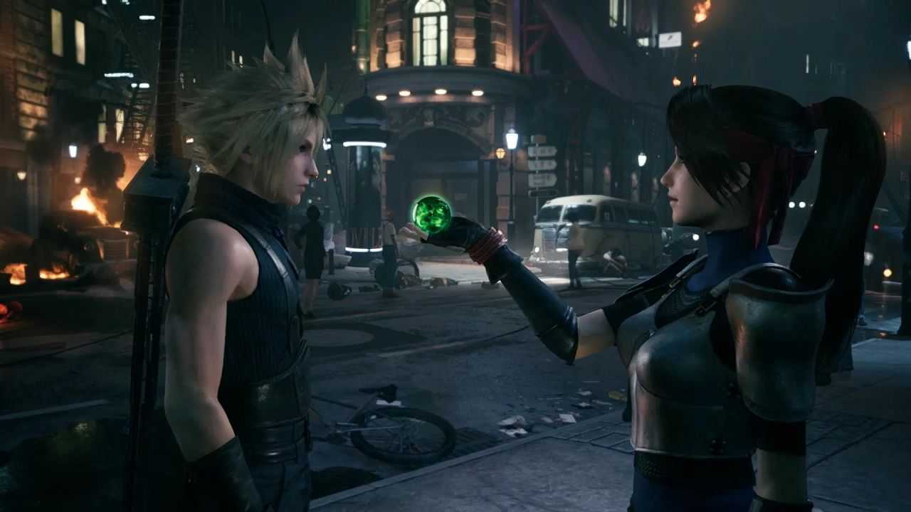 Final Fantasy 7 Remake: un manual sobre temas y desafíos