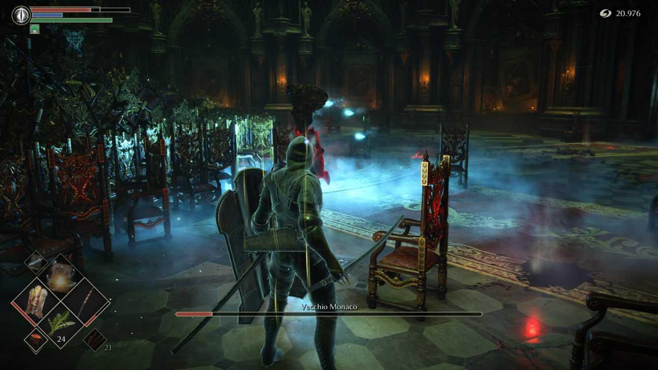 Guía del jefe de Demon's Souls: cómo derrotar al Viejo Monje