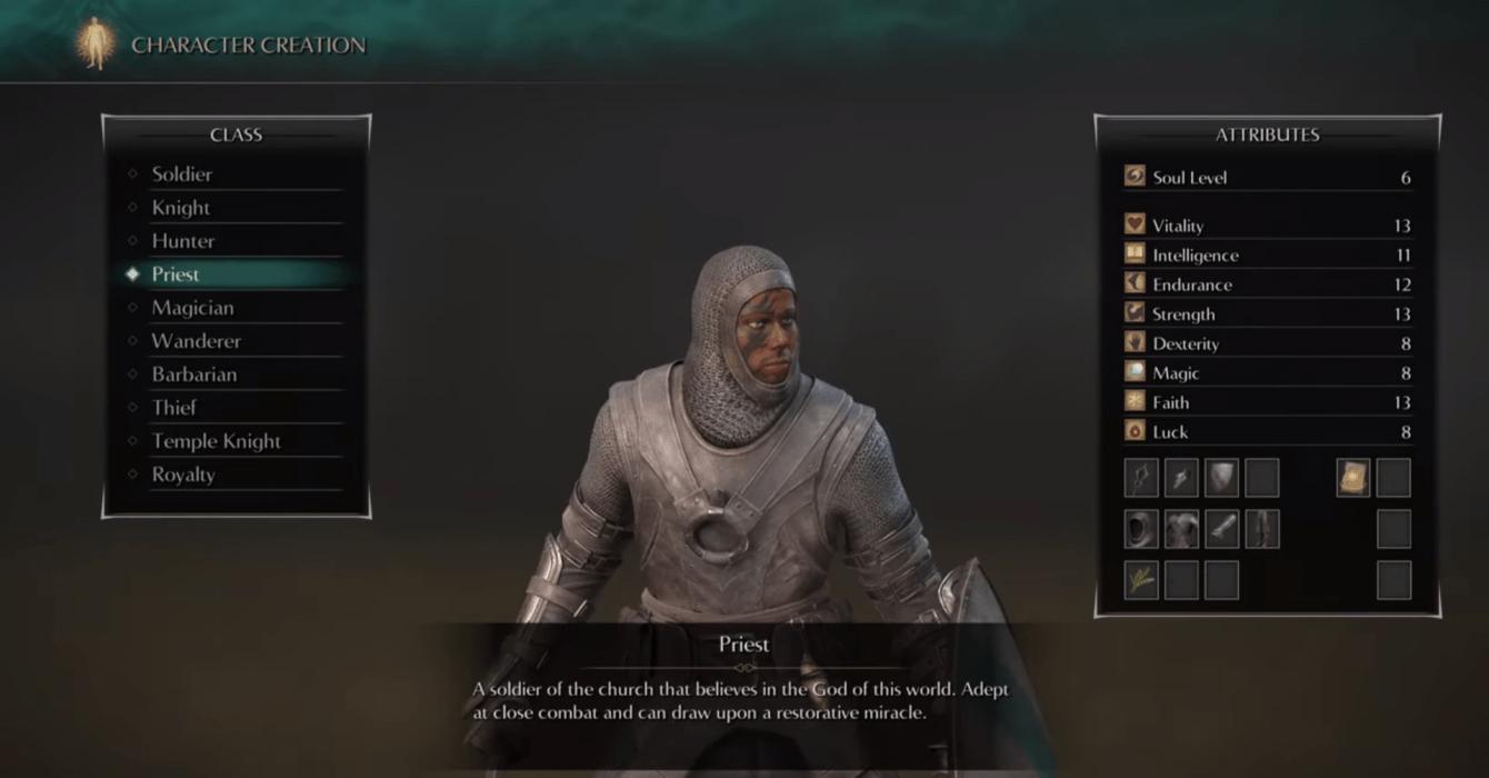 Demon's Souls: aquí están las mejores clases para empezar a jugar