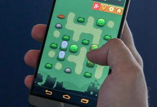 juega en tu smartphone con una mano