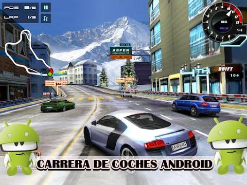 5 mejores juegos de carreras para android 2015 video