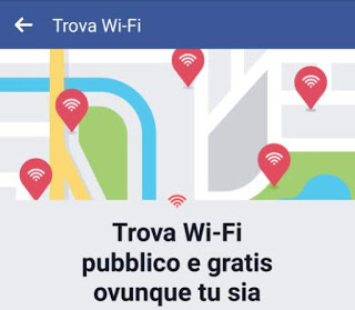 Acceso Wi-Fi a través de Facebook