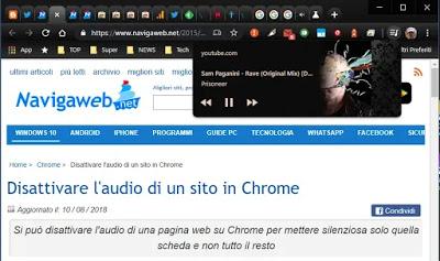 Gestión de videos en Chrome