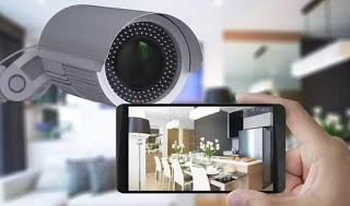 Aplicación de videovigilancia