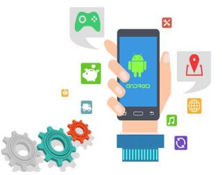 Se recomienda la aplicación de Android