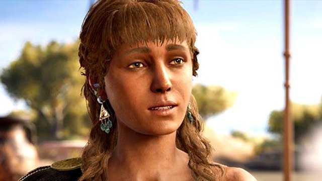 Assassin's Creed Odyssey: cómo distinguir a Dion