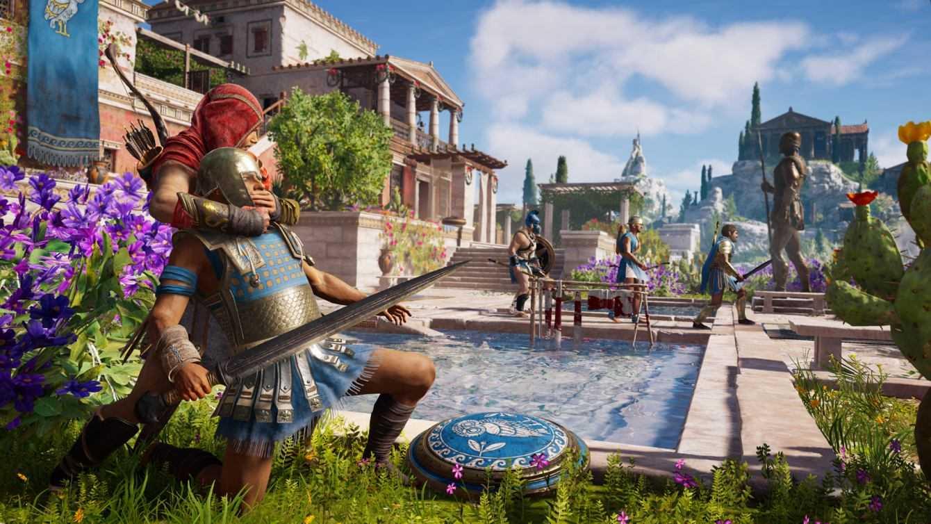 Assassin's Creed Odyssey: cómo poner cadáveres