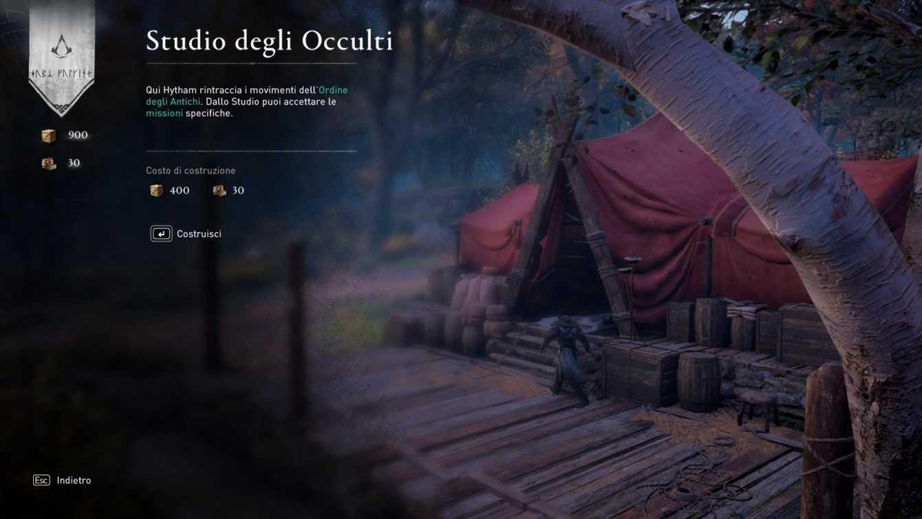 Assassin's Creed: Valla, la mejor modernización de asentamientos