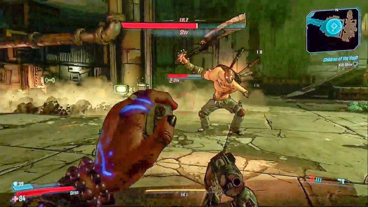 Borderlands 3: cómo derrotar a Shiva