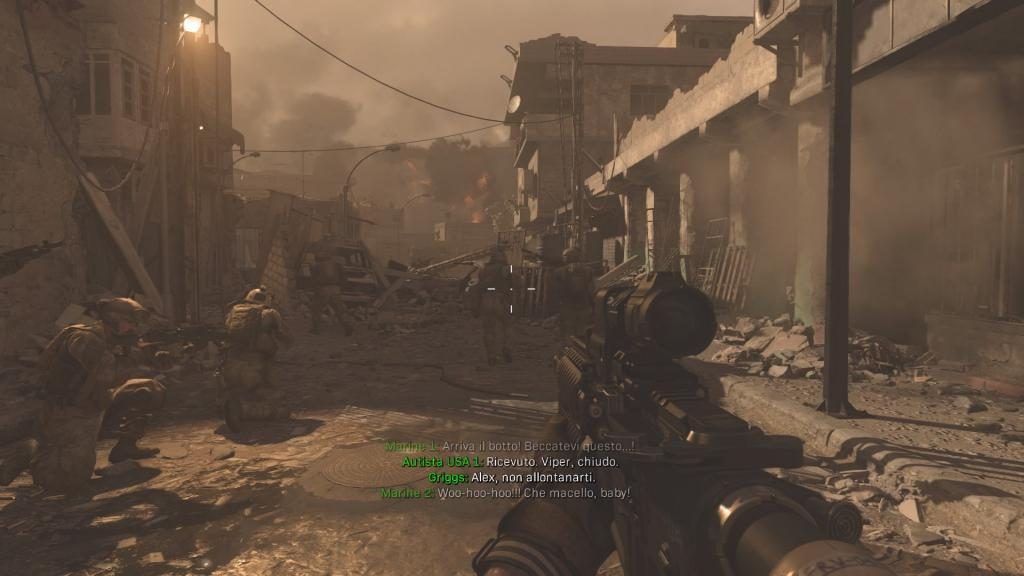 Call of Duty Modern Warfare: cómo jugar dos jugadores