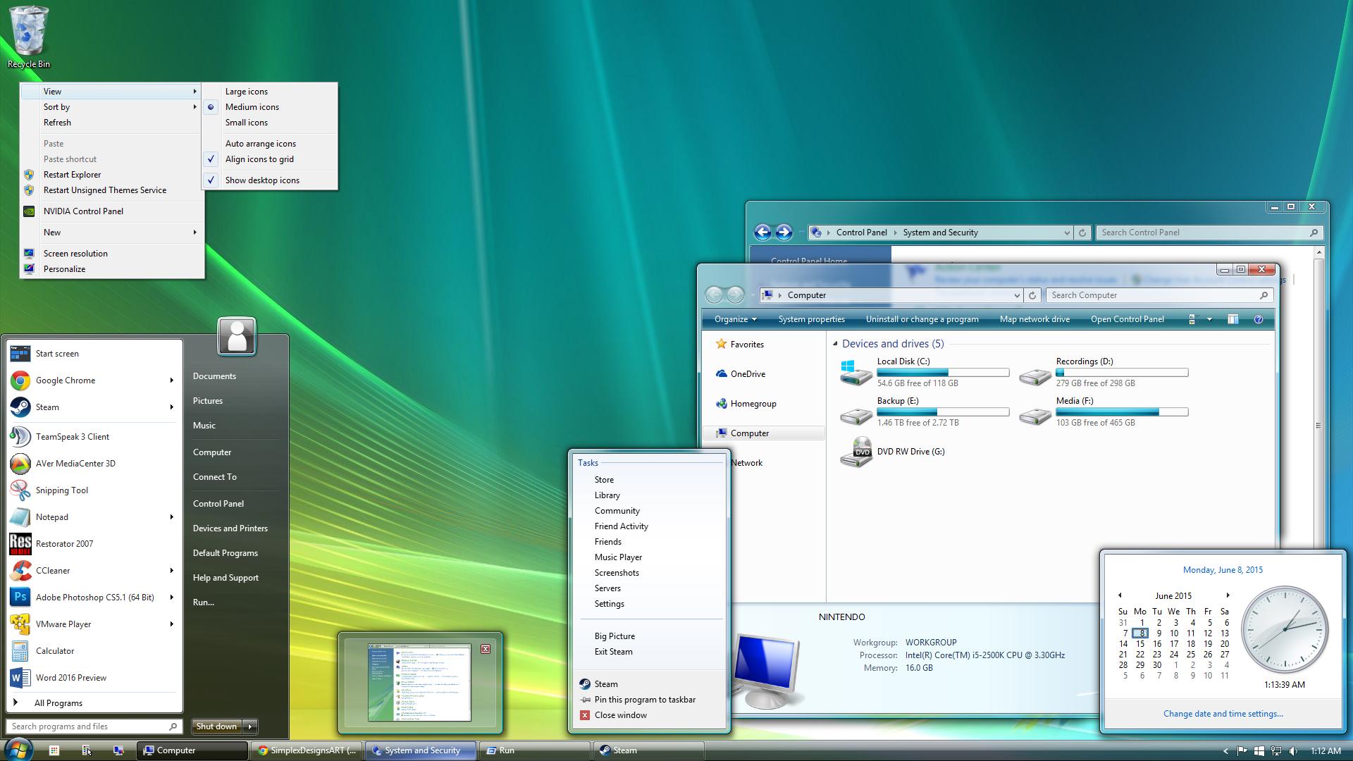 Cómo actualizar Windows Vista a Windows 7 o 10 3