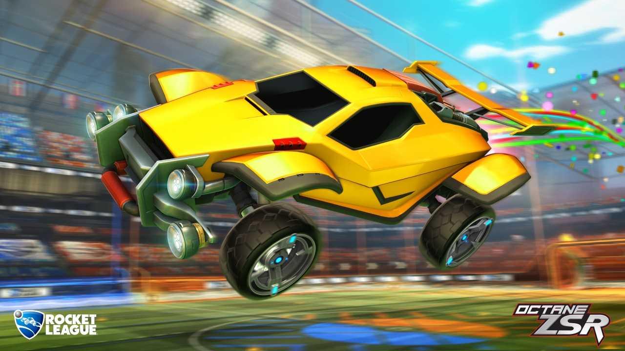 Cómo desbloquear todos los coches en Rocket League