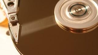 Recuperación de archivos de disco