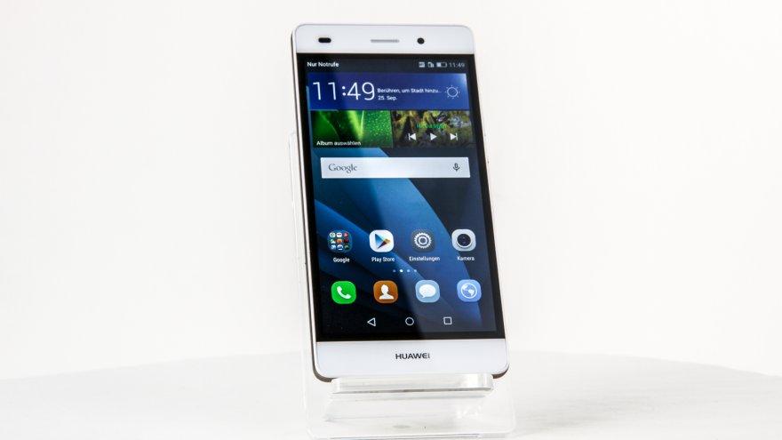 Cómo saber si mi teléfono tiene un giroscopio Huawei 1