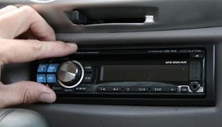 Musica en el carro