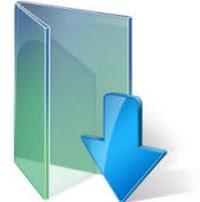 cambiar carpeta con archivos descargados
