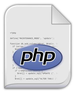 Extensión .PHP ¿Qué es y cómo abrir este archivo?  1