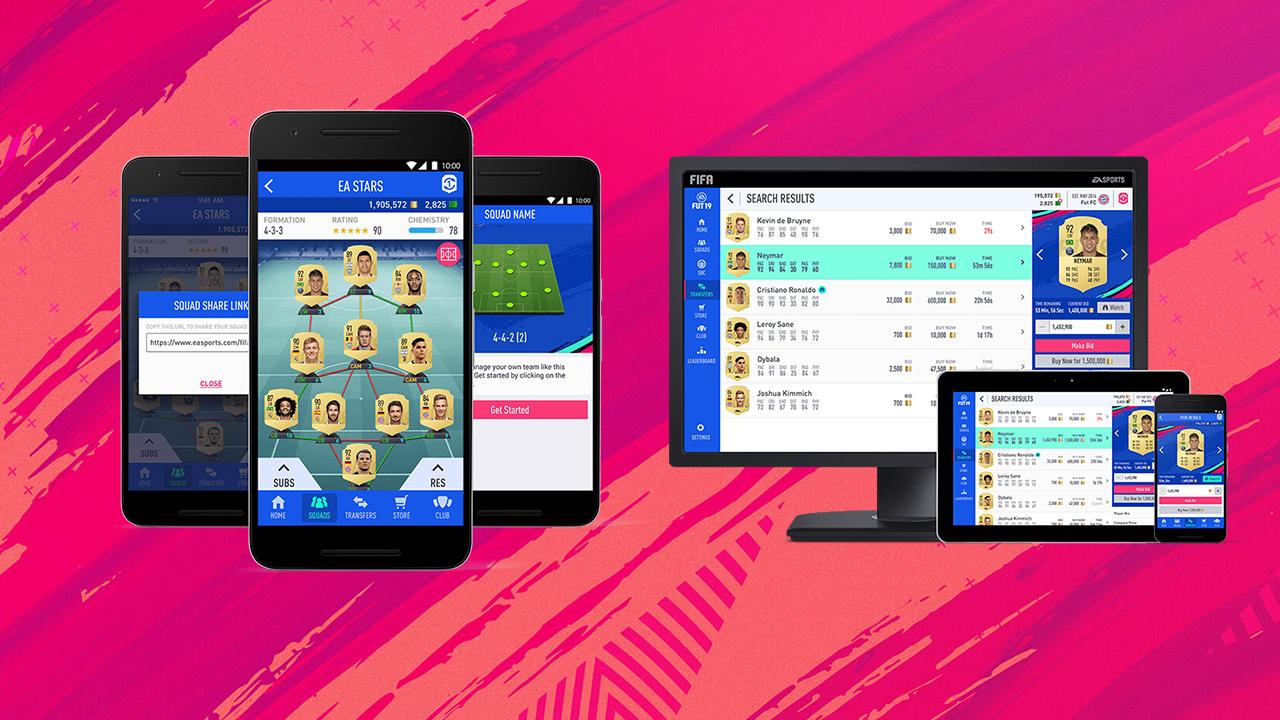 FIFA 20: una aplicación web, cómo funciona y cómo descargarla