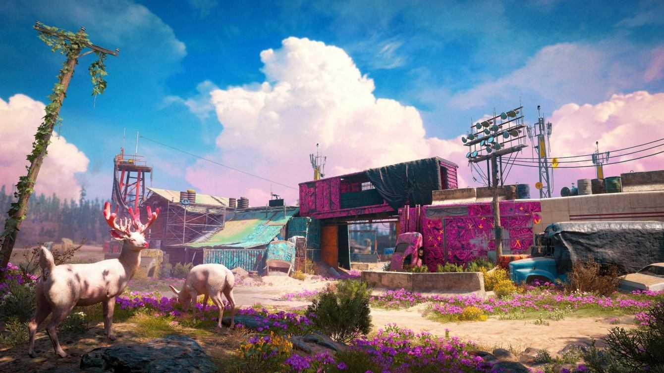 Far Cry New Dawn: dónde encontrar Joseph Seeds Guía
