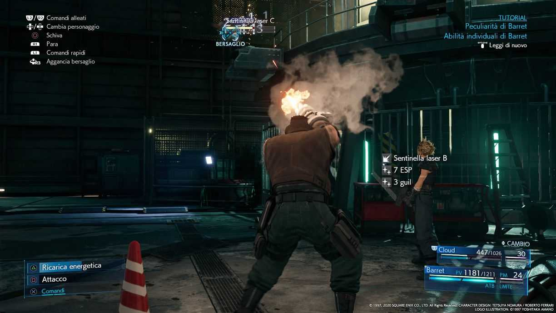 Final Fantasy VII Remake: una guía de las mejores armas