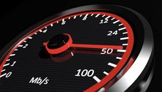 prueba de velocidad móvil