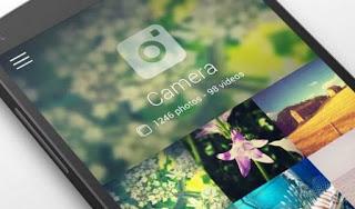 ver fotos de Android